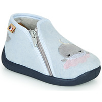 Scarpe Bambina Pantofole GBB APOPOTAM Blu