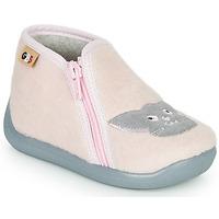Scarpe Bambina Pantofole GBB APOPOTAM Rosa