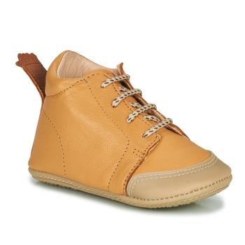 Scarpe Unisex bambino Pantofole Easy Peasy IGO B Marrone