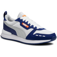 Scarpe Unisex bambino Sneakers basse Puma ATRMPN-27362 Blu