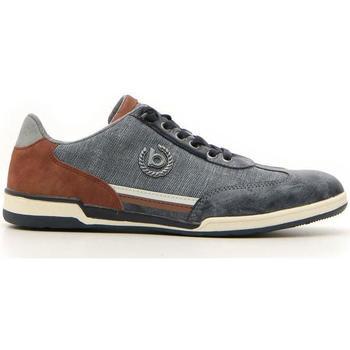 Scarpe Uomo Sneakers basse Bugatti 72603 BLU
