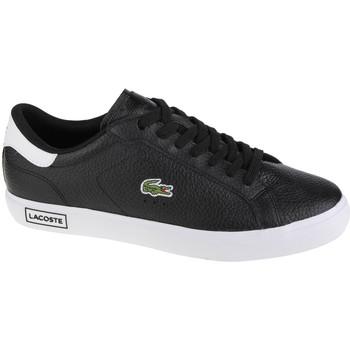 Scarpe Uomo Sneakers basse Lacoste Powercourt Noir