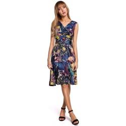 Abbigliamento Donna Abiti corti Moe M499 Vestito con stampa - modello 1