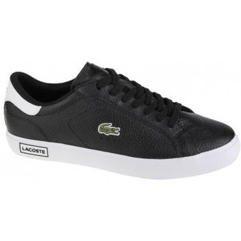 Scarpe Uomo Sneakers basse Lacoste Powercourt nero