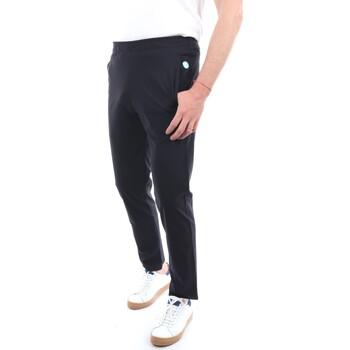 Abbigliamento Uomo Pantaloni da tuta Save The Duck DF0058M-REVE1 Lunghi Uomo Navy blue Navy blue