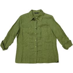 Abbigliamento Donna Completi Elena Miro' ATRMPN-27392 Verde
