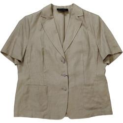 Abbigliamento Donna Completi Elena Miro' ATRMPN-27396 Beige