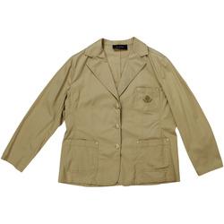 Abbigliamento Donna Completi Elena Miro' ATRMPN-27397 Beige