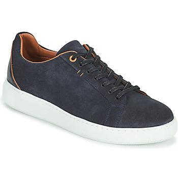 Scarpe Uomo Sneakers basse Pellet OSCAR Blu