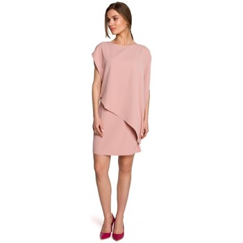 Abbigliamento Donna Abiti corti Style S262 Abito a strati - polvere