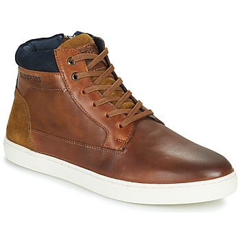Scarpe Uomo Sneakers alte Redskins FILAIRE Cognac