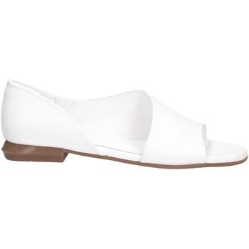 Scarpe Donna Sandali Hersuade 4002 Sandalo Donna Bianco Bianco