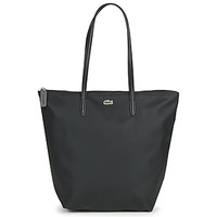 Borse Donna Tote bag / Borsa shopping Lacoste L.12.12 CONCEPT LONG Nero