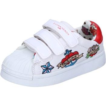 Scarpe Bambina Sneakers basse Silvian Heach BH156 Bianco