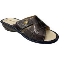 Scarpe Donna Ciabatte Sanycom ATRMPN-27485 Blu