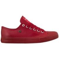 Scarpe Uomo Sneakers basse Big Star V174348 Rosso