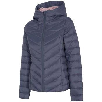 Abbigliamento Donna Piumini 4F H4L21 KUDP004 Grigio