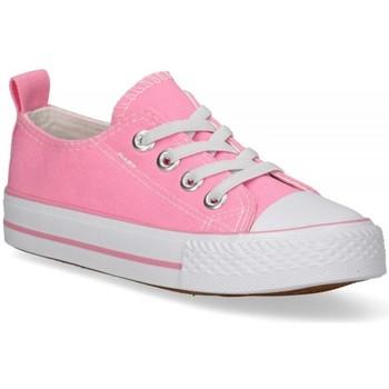 Scarpe Bambina Sneakers basse Luna Collection 57725 rosa