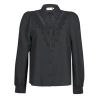 Abbigliamento Donna Camicie Moony Mood PABBECOURS Nero