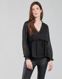 Abbigliamento Donna Top / Blusa Moony Mood PABBENANT Nero
