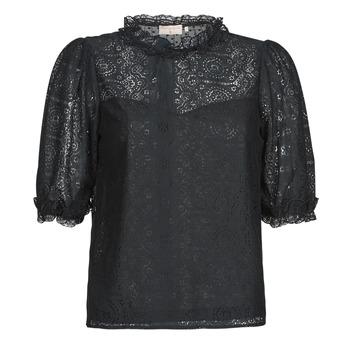 Abbigliamento Donna Top / Blusa Moony Mood PABBEILHANS Nero