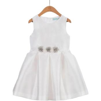Abbigliamento Bambina Abiti corti Abel & Lula By Mayoral ATRMPN-27516 Bianco