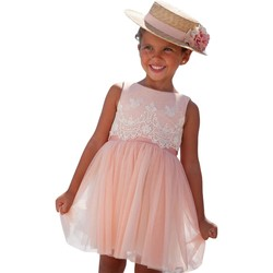 Abbigliamento Bambina Abiti corti Abel & Lula By Mayoral ATRMPN-27517 Rosa