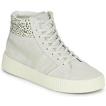Scarpe Donna Sneakers basse Gola GOLA BASELINE SAVANNA Bianco