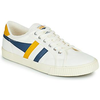 Scarpe Uomo Sneakers basse Gola GOLA TENNIS MARK COX Bianco / Blu / Giallo