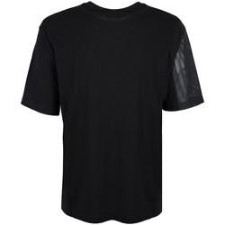 Abbigliamento Uomo T-shirt maniche corte Bikkembergs  Nero