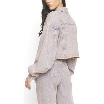 Abbigliamento Donna Giacche in jeans Glamorous TM0368 Multicolore