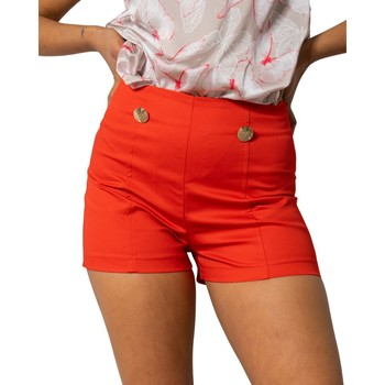 Abbigliamento Donna Shorts / Bermuda Rinascimento CFC0103674003 Rosso
