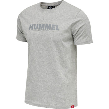 Abbigliamento Uomo T-shirt maniche corte Hummel T-shirt  hmlLEGACY gris