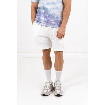 Abbigliamento Uomo Shorts / Bermuda Sixth June Short  signature velvet logo blanc