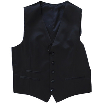 Abbigliamento Uomo Gilet da completo Manuel Ritz ATRMPN-27566 Blu