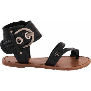 Scarpe Donna Sandali Chattawak sandale 11.S  Pensée noir Nero