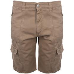 Abbigliamento Uomo Shorts / Bermuda Bikkembergs  Marrone