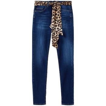 Abbigliamento Donna Jeans skynny Liujo UA1013D4506 denim