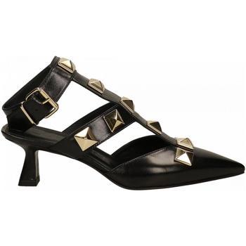 Scarpe Donna Sandali Couture Milano NAPPA nero