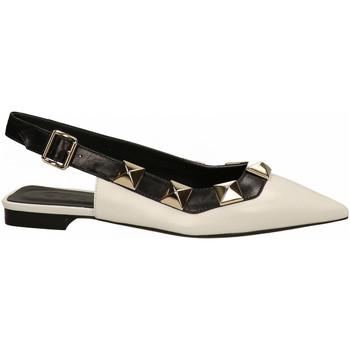 Scarpe Donna Sandali Couture Milano NAPPA bianco