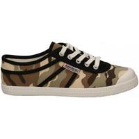Scarpe Uomo Sneakers basse Kawasaki  brown