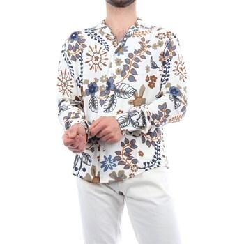 Abbigliamento Uomo Camicie maniche lunghe Mark Midor 1247-1293 Casual Uomo Multicolore Multicolore