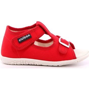 Scarpe Bambino Sandali Ciciban 57 - 11441 Rosso