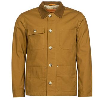 Abbigliamento Uomo Giubbotti Selected SLHSUST Marrone