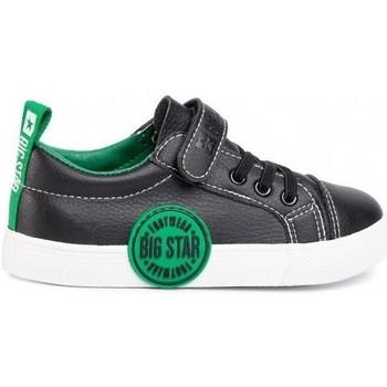 Scarpe Unisex bambino Sneakers basse Big Star FF374087 Nero