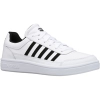 Scarpe Donna Sneakers basse K-Swiss Court Chasseur Wit
