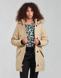 Abbigliamento Donna Parka Vero Moda VMEXCURSIONEXPEDITION Beige