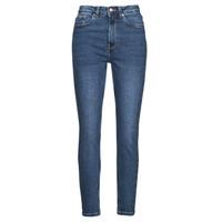 Abbigliamento Donna Jeans slim Vero Moda VMJOANA Blu / Medium
