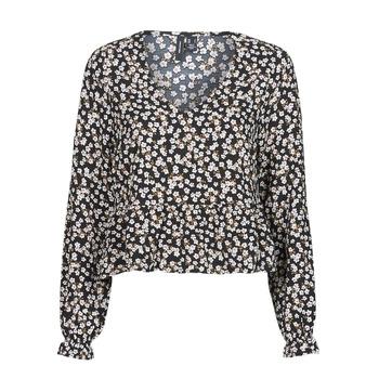 Abbigliamento Donna Top / Blusa Vero Moda VMSALINA Nero