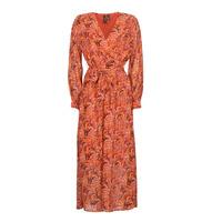Abbigliamento Donna Abiti lunghi Vero Moda VMFLOW Rosso